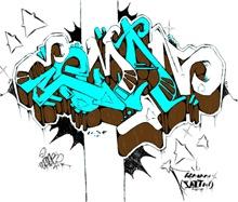Eeman Grafitti Design