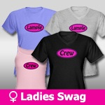 Crew T Shirts for Ladies