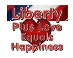 Liberty Plus Love T-Shirts