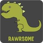 Rawrsome T shirts