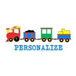 Personalized Children's Choo Choo Train