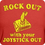 Rock Out With Your Joystick Out