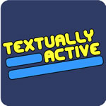 Textually Active T-Shirt