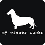 My Wiener Rocks T-Shirt
