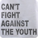 Can't Fight Against the Youth T-Shirt