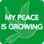 My Peace Is Growing T-Shirt