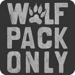 Wolfpack Only T Shirt