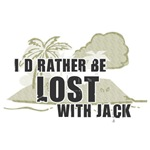 """I'd Rather be Lost with Jack"""
