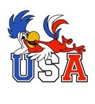 World Cup Soccer 2014 Parrot USA