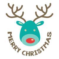 Merry Christmas Rudolf