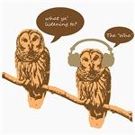 musical owls