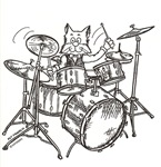 MUSIC CATS: AND THE BEAT GOES ON...