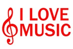 I LOVE MUSIC, NOT BIG OIL™