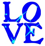 LOVE SPARKLE BLUE™