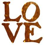 LOVE SPARKLE ORANGE™