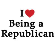 I Heart Being a Republican