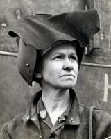 WWII Rosie the Riveter
