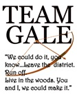 Hunger Games- TEAM GALE