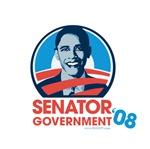 Obama is Senator Government