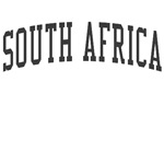 South Africa T-shirts Gifts, South African T-shirt
