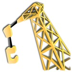 Industrial Lifting Crane