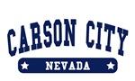 Carson City College Style