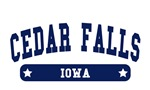 Cedar Falls College Style