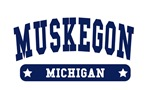 Muskegon College Style