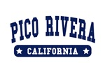 Pico Rivera College Style