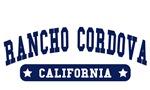 Rancho Cordova College Style