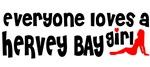 Everybody loves a Hervey Bay girl