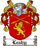 Leahy Coat of Arms, Family Crest