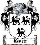 Levett Coat of Arms, Family Crest