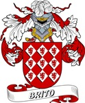 Brito Coat of Arms, Family Crest