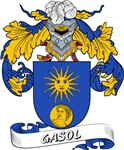Gasol Coat of Arms, Family Crest