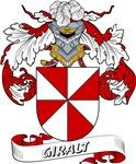 Giralt Coat of Arms, Family Crest