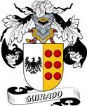 Guirado Coat of Arms, Family Crest