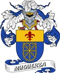 Muguerza Coat of Arms, Family Crest