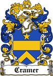 Cramer Coat of Arms, Family Crest
