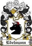 Edelmann Coat of Arms, Family Crest