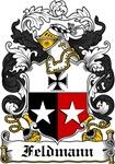 Feldmann Coat of Arms, Family Crest