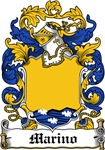 Marino Coat of Arms, Family Crest