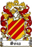 Sosa Coat of Arms, Family Crest