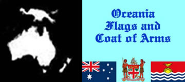 Oceania Flags, Coats of Arms