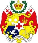 Tonga Coat of Arms