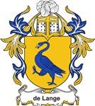 de Lange Coat of Arms