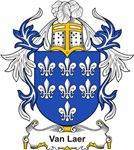 Van Laer Coat of Arms, Family Crest