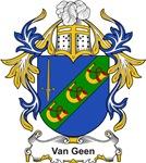 Van Geen Coat of Arms