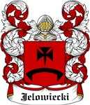 Jelowiecki Coat of Arms, Family Crest