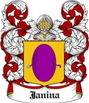 Janina Coat of Arms, Family Crest